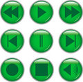 Free Multimedia  Icons Royalty Free Stock Images - 19033129