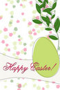 Free Happy Easter Card Stock Photo - 19038240