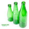Free Green Bottle Royalty Free Stock Photo - 19038545