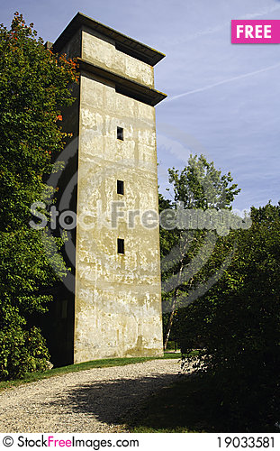 Free Old Tower Stock Image - 19033581