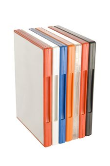 DVD Video Cases Stock Images