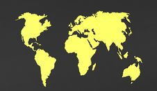 Free Map Stock Image - 19030401