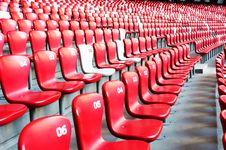 Free Beijing National Stadium Chair Stock Photo - 19030450