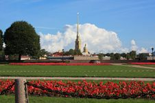 Free Russia, Saint-Petersburg. Historical Center Stock Image - 19030591