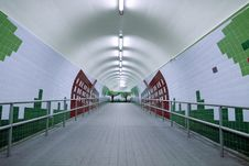 Free Subway Entrance Royalty Free Stock Photography - 19031347