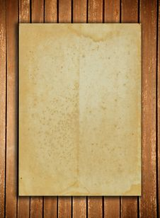 Free Old Paper Stock Images - 19032254