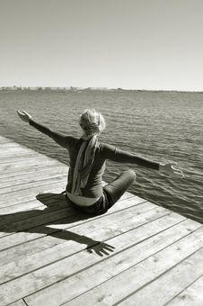 Free Free Time, Enjoying The Sun Stock Photos - 19032583