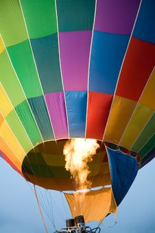 Free Hot Air Balloon Stock Image - 19033201