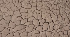 Free Dry Soil Royalty Free Stock Image - 19033876