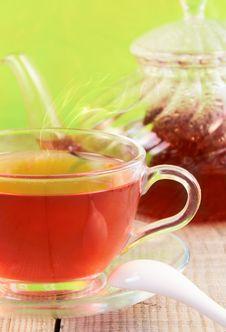 Free Tea Still Life Stock Photos - 19035923