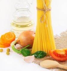 Free Spaghetti Royalty Free Stock Image - 19036166