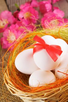 Free Easter Still-life Stock Images - 19036344