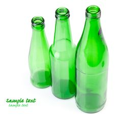 Free Green Bottle Royalty Free Stock Photo - 19038545