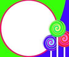 Free Lollipop Background Stock Photos - 19039573