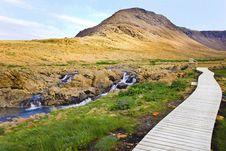 Free Tablelands, Newfoundland Stock Image - 19039601