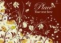 Free Floral Frame Stock Photos - 19045213