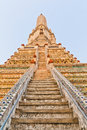 Free Stairs To The Pagoda Stock Photo - 19045690