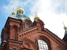 Free Uspenski Cathedral Stock Images - 19040294