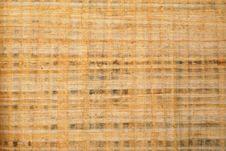 Papyrus Texture Royalty Free Stock Photos