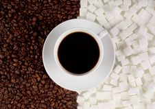 Free Coffee Cup Stock Image - 19043541