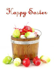 Free Easter Eggs Royalty Free Stock Images - 19044999