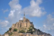 Free Mont Saint Michel, France Stock Photo - 19048290