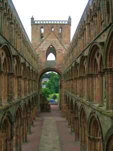 Free A Look Into The Abbey Stock Photo - 19049570