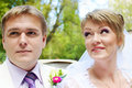 Free Bride And Groom Royalty Free Stock Photo - 19053615