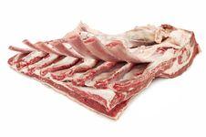 Free Beef Ribs Royalty Free Stock Photos - 19050248
