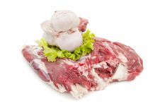 Free Piece Of Meat Stock Photography - 19050302