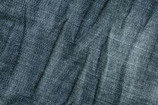 Free Jean Cloth Stock Photography - 19051642