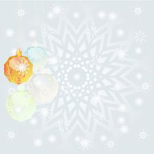 Free Christmas Background Royalty Free Stock Image - 19052596