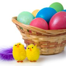 Free Easter Still Life Royalty Free Stock Photos - 19054098