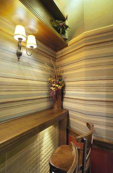 Free Cafe Corner Stock Image - 19054651
