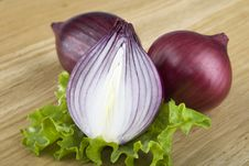 Free Red Onion Royalty Free Stock Image - 19056616