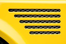 Free Engine Grille Royalty Free Stock Photography - 19056737