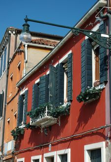 Free Old Venice Houses,Italy Royalty Free Stock Photography - 19057997