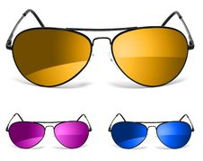 Free Sunglasses Stock Images - 19058054