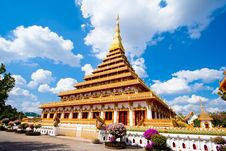 Free Temple In Thailand Stock Photos - 19058783