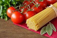 Free Spaghetti. Stock Photography - 19058852