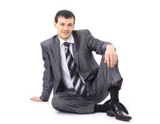 Free Photo Of Relaxed Businessman Royalty Free Stock Photos - 19059548