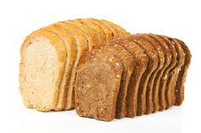 Free Two Loaves Of Bread Stock Photography - 19059702