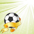 Free Soccer Ball Stock Image - 19061391