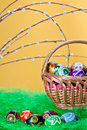 Free Easter Eggs Decoration Stock Photo - 19067950