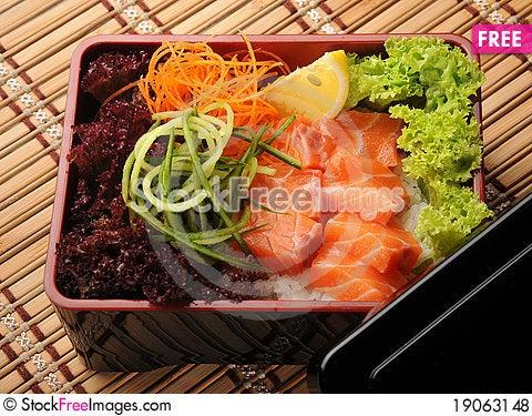 Free Japanese Cuisine Royalty Free Stock Photos - 19063148