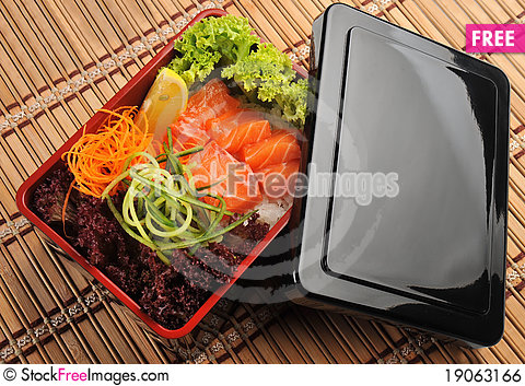 Free Japanese Cuisine Royalty Free Stock Image - 19063166