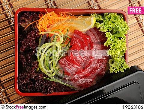 Free Japanese Cuisine Royalty Free Stock Image - 19063186