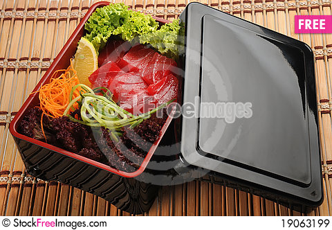 Free Japanese Cuisine Royalty Free Stock Images - 19063199