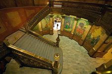 Main Stairs Stock Photo