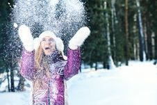 Free Flakes Royalty Free Stock Photography - 19062847